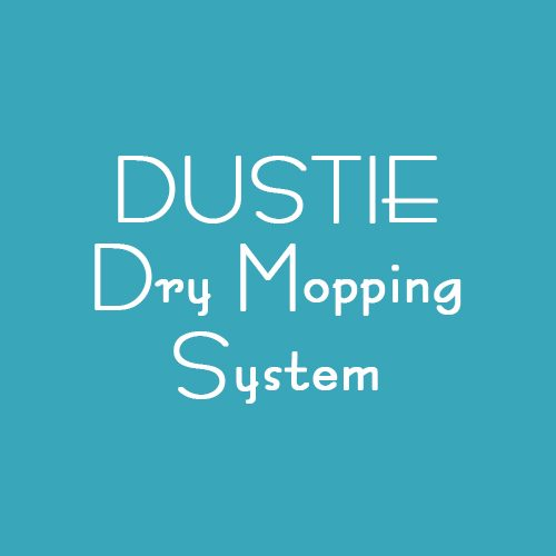 DUSTIE DRY MOPPING SYSTEM
