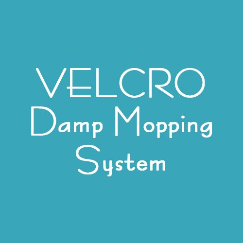 VECLRO DAMP MOPPING SYSTEM