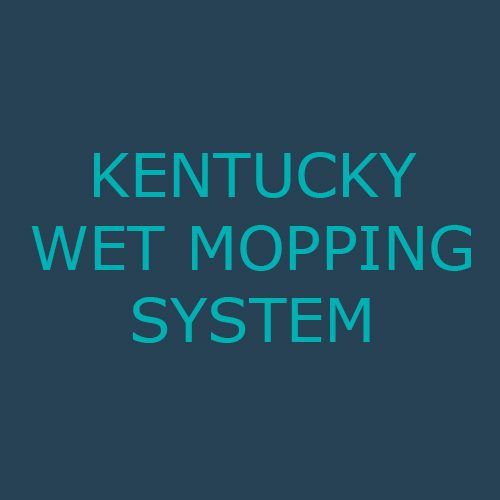 KENTUCKY WET MOPPING SYSTEM