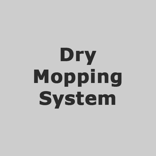 DRY MOPPING SYSTEM