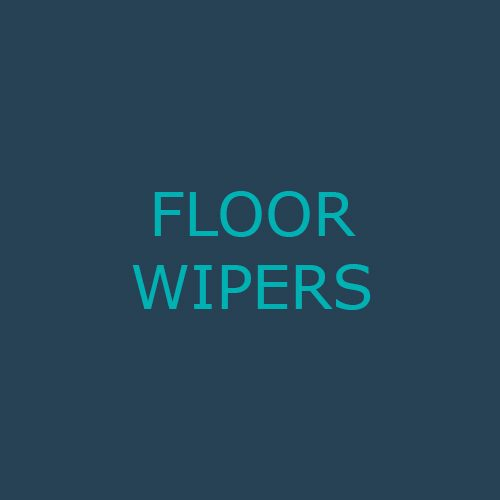 FLOOR WIPERS